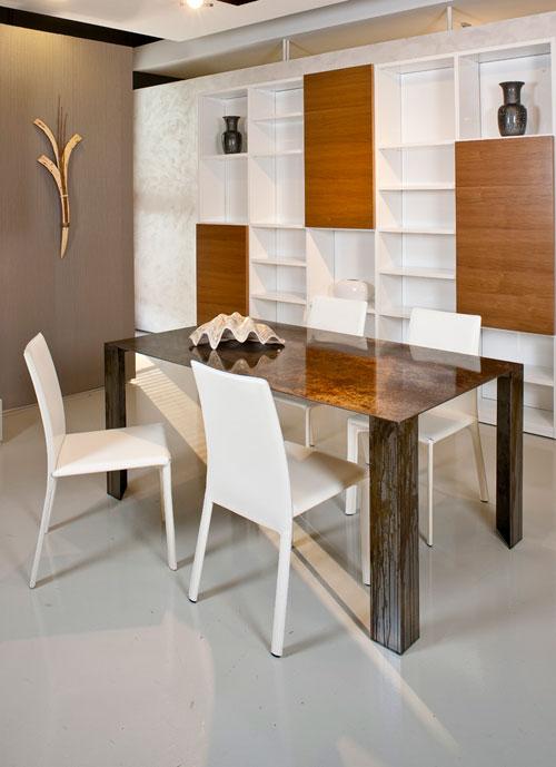 Arredamento design da pr loredana s r l arte e metallo for Sito arredamento design