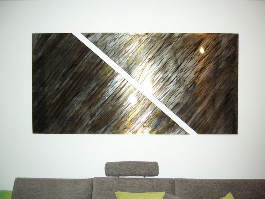 L 39 azienda da pr loredana arte e metallo pederobba tv - Pannelli da parete decorativi ...
